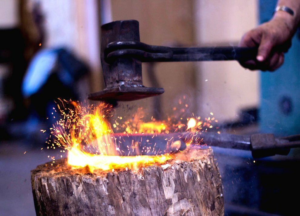 Изготовление кованых металлических изделий в Новороссийске